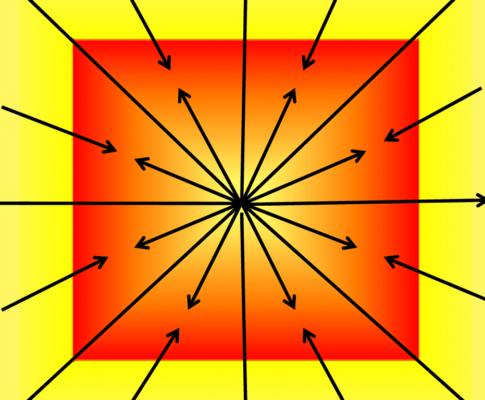 Das leuchtende Quadrat